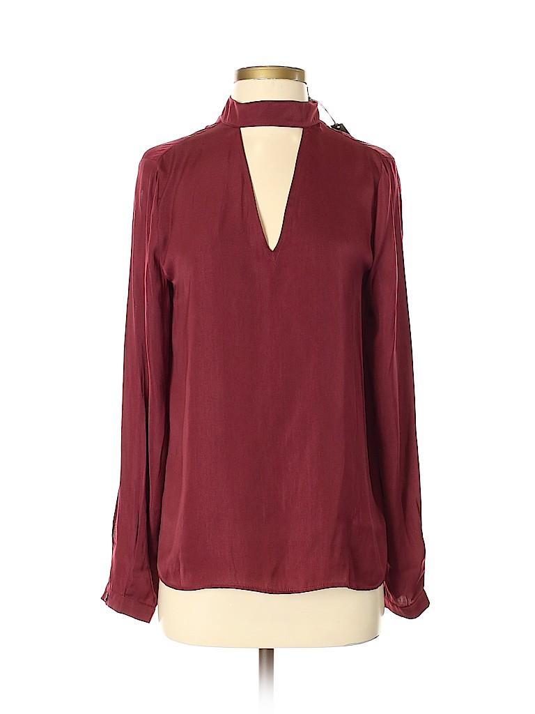 Tart Women Long Sleeve Blouse Size S
