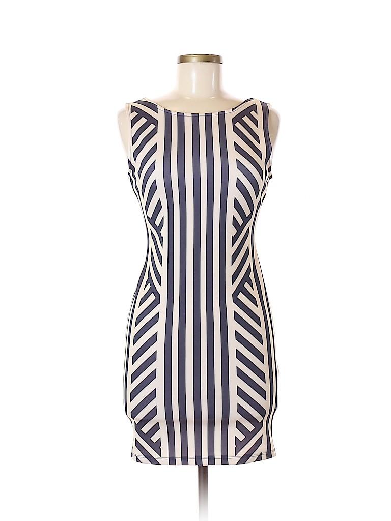 2b bebe Women Cocktail Dress Size M