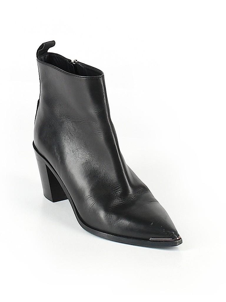 Acne Studios Women Ankle Boots Size 37 (EU)