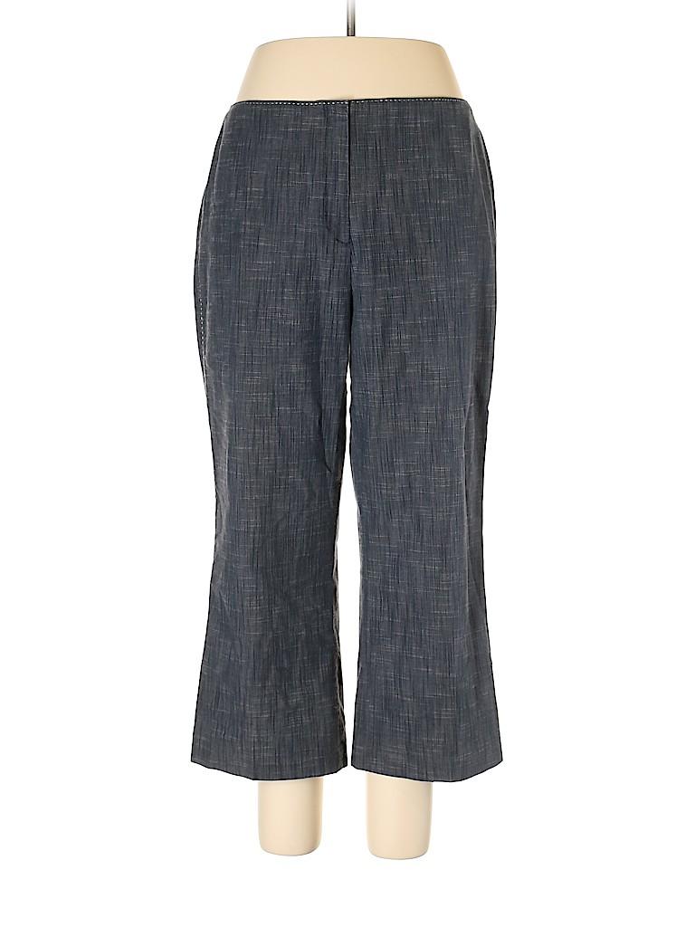 Focus 2000 Women Casual Pants Size 14