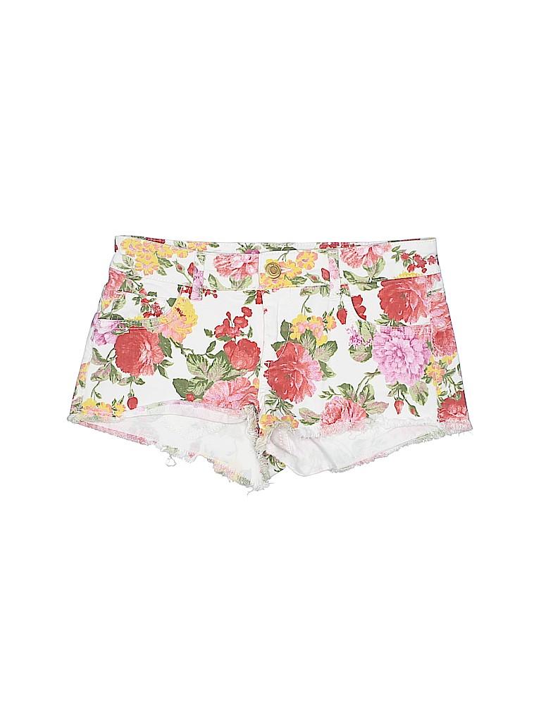 Topshop Women Denim Shorts Size 4