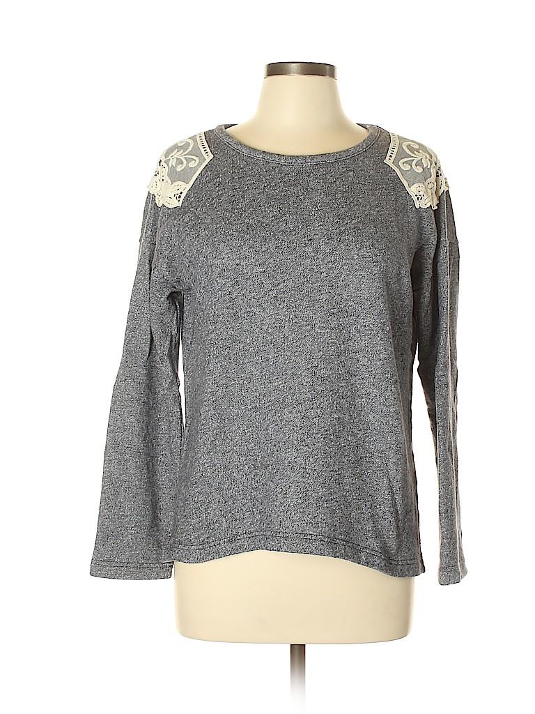 Mystree Women Pullover Sweater Size M