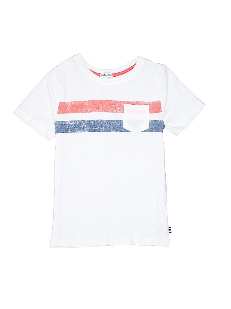 Splendid Girls Short Sleeve T-Shirt Size 7