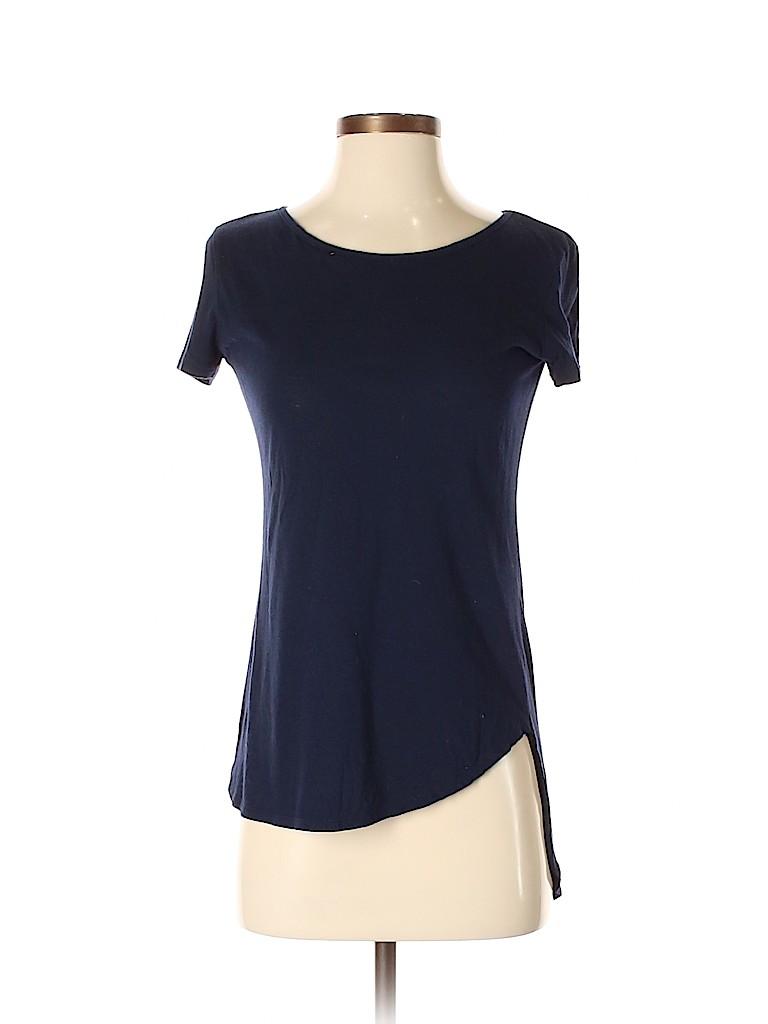 Andrea Jovine Women Short Sleeve T-Shirt Size S