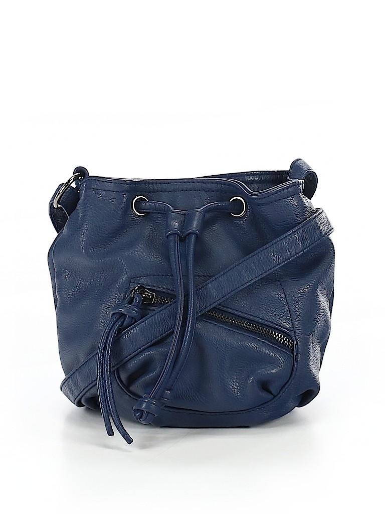 3269cf92f4 Converse One Star Solid Dark Blue Bucket Bag One Size - 65% off ...