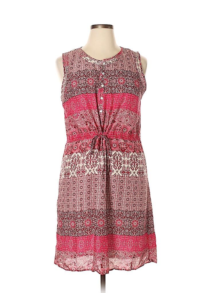 Lucky Brand Women Casual Dress Size XL