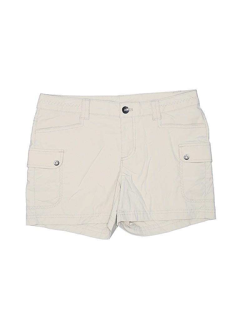 Eddie Bauer Women Cargo Shorts Size 4