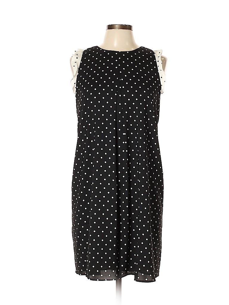 Ann Taylor Women Casual Dress Size L