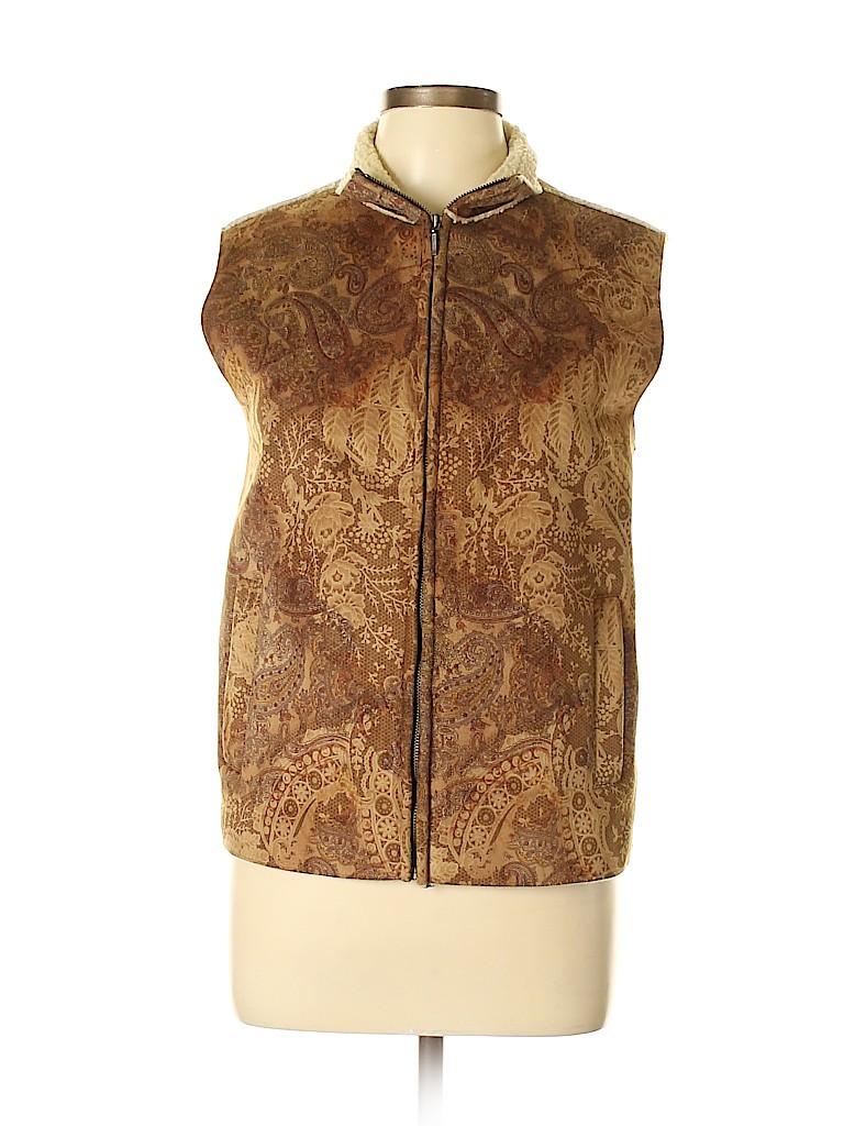 Jones New York Sport Women Vest Size L