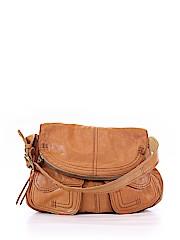 Lucky Leather Shoulder Bag