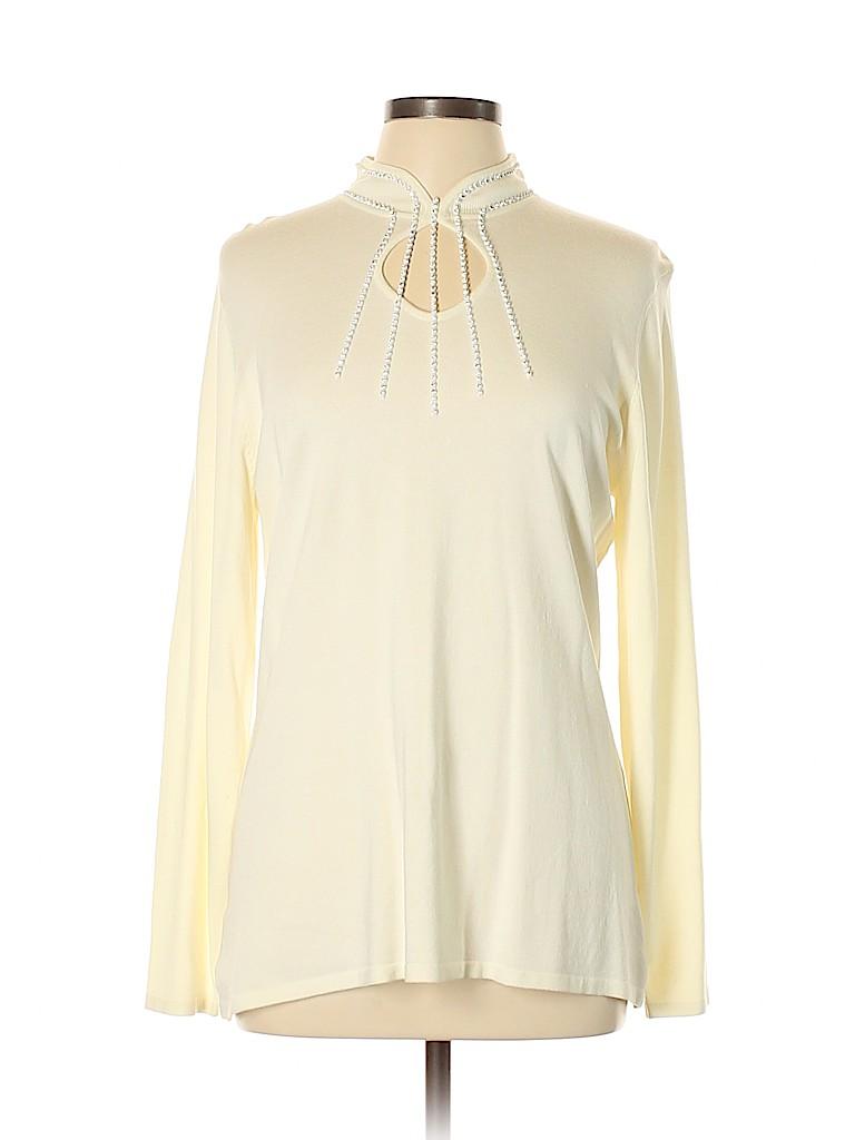 Reba Women Pullover Sweater Size L
