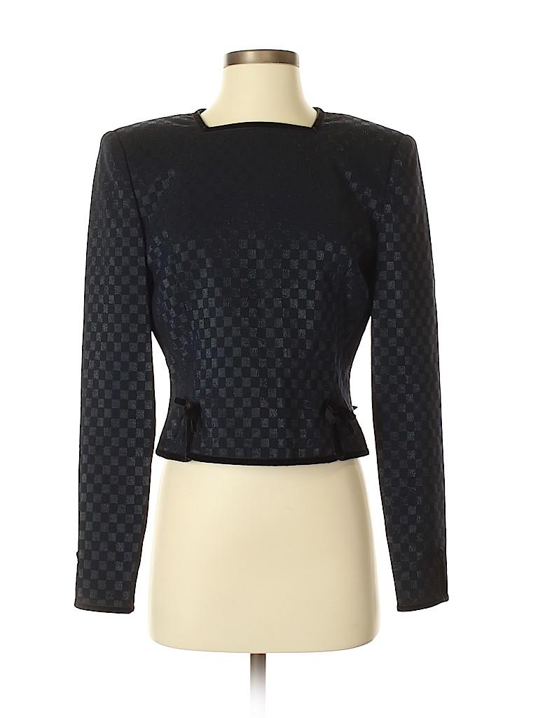 Carolina Herrera Women Long Sleeve Blouse Size 4