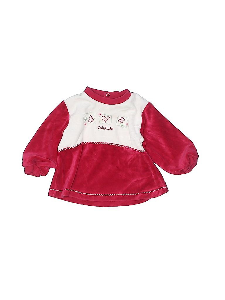 OshKosh B'gosh Girls Pullover Sweater Size 6-9 mo