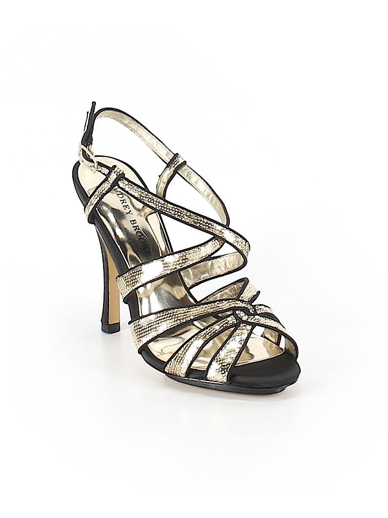 Audrey Brooke Women Heels Size 9