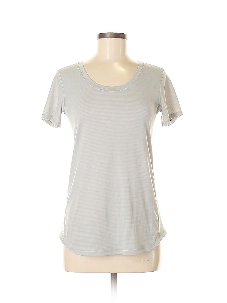 Lululemon Athletica Women Active T-Shirt Size 10