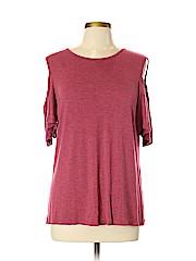 Oat + Fawn Short Sleeve Top
