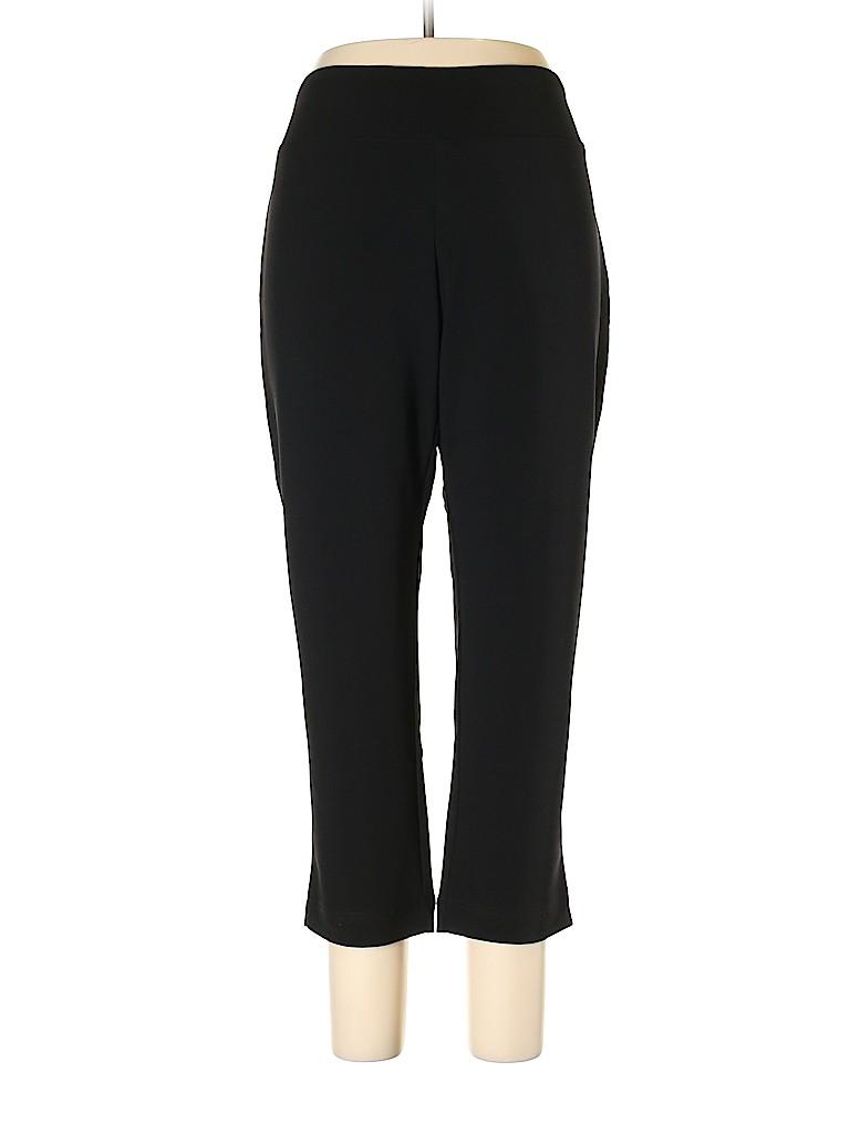 Boston Proper Women Casual Pants Size L