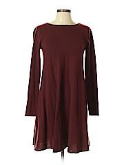 Autumn Cashmere Casual Dress