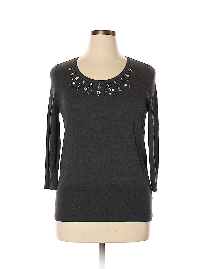 Worthington Women Pullover Sweater Size XL