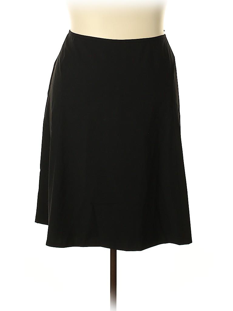 Calvin Klein Women Casual Skirt Size 24 (Plus)