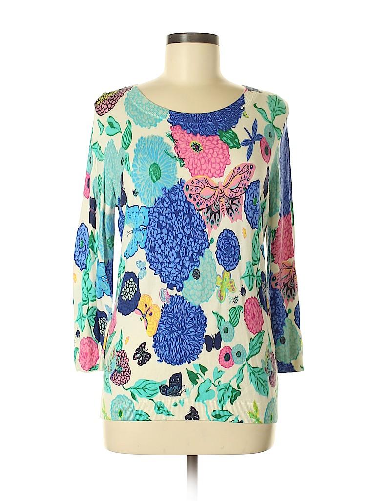 Talbots Women Pullover Sweater Size M