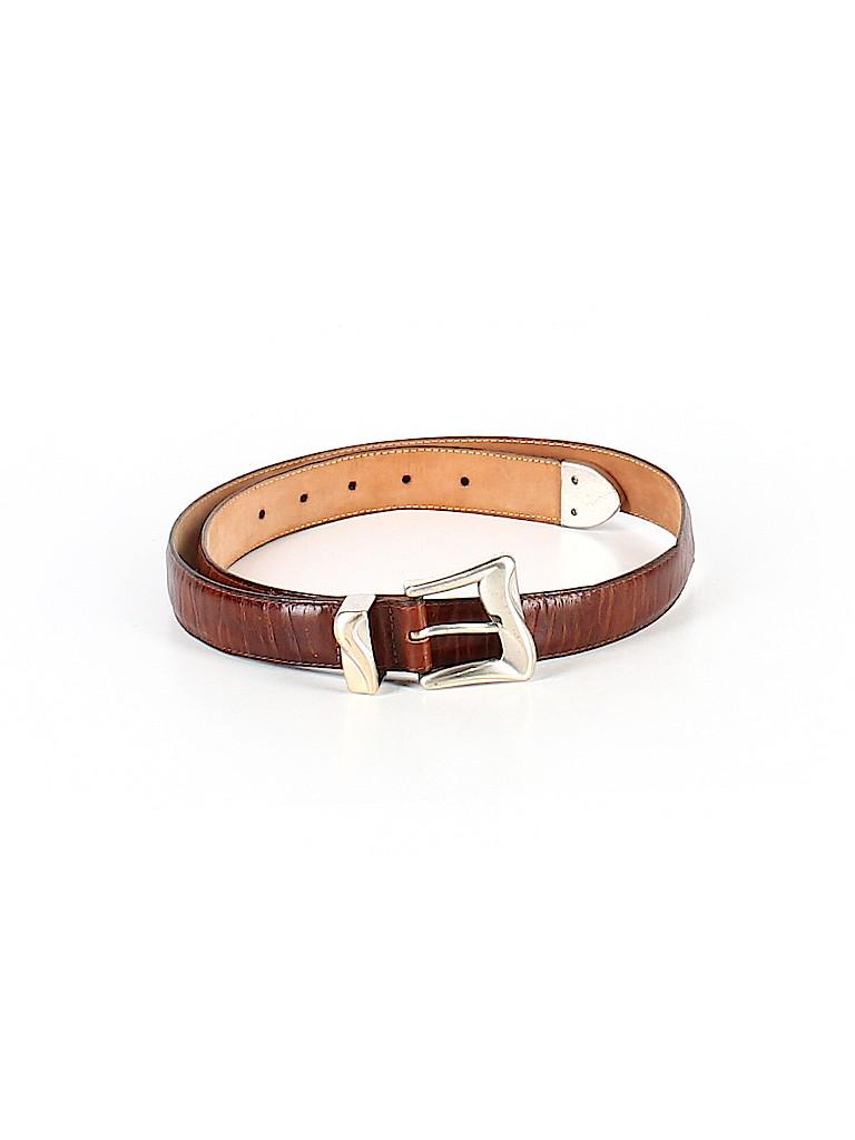 Brighton Women Leather Belt Size 36