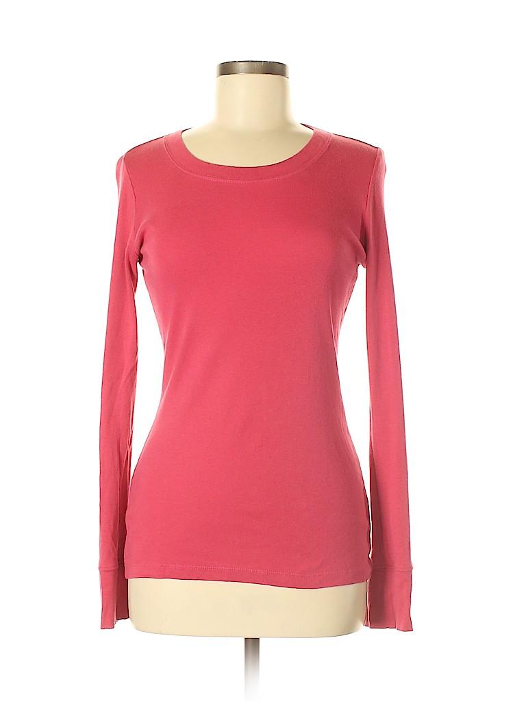 Gap Outlet Women Long Sleeve T-Shirt Size M