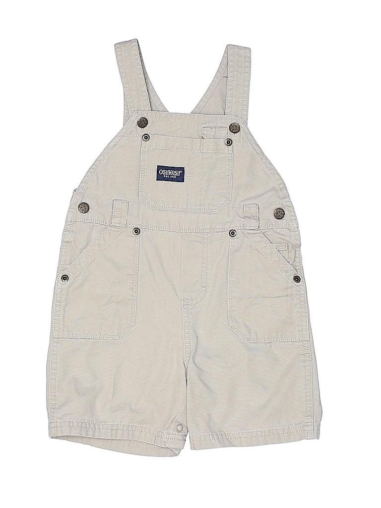 OshKosh B'gosh Boys Overalls Size 18 mo