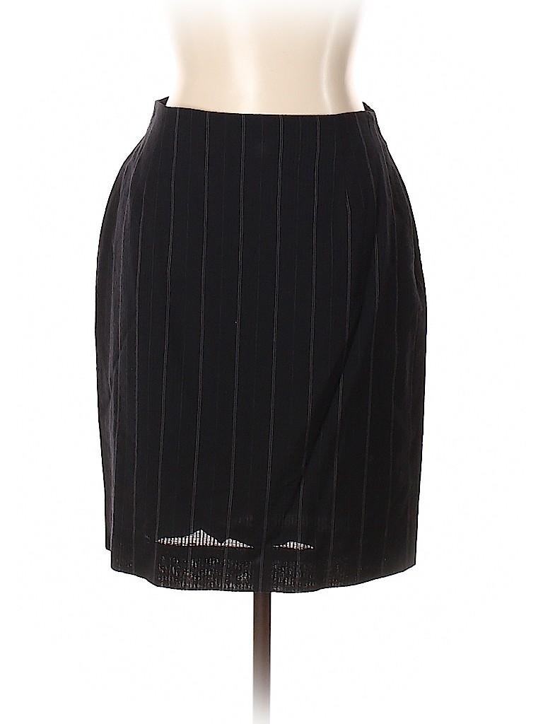 Ralph Lauren Collection Women Wool Skirt Size 10