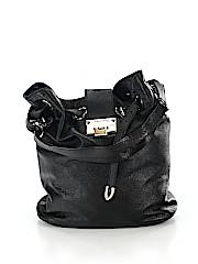 Jimmy Choo Leather Bucket Bag