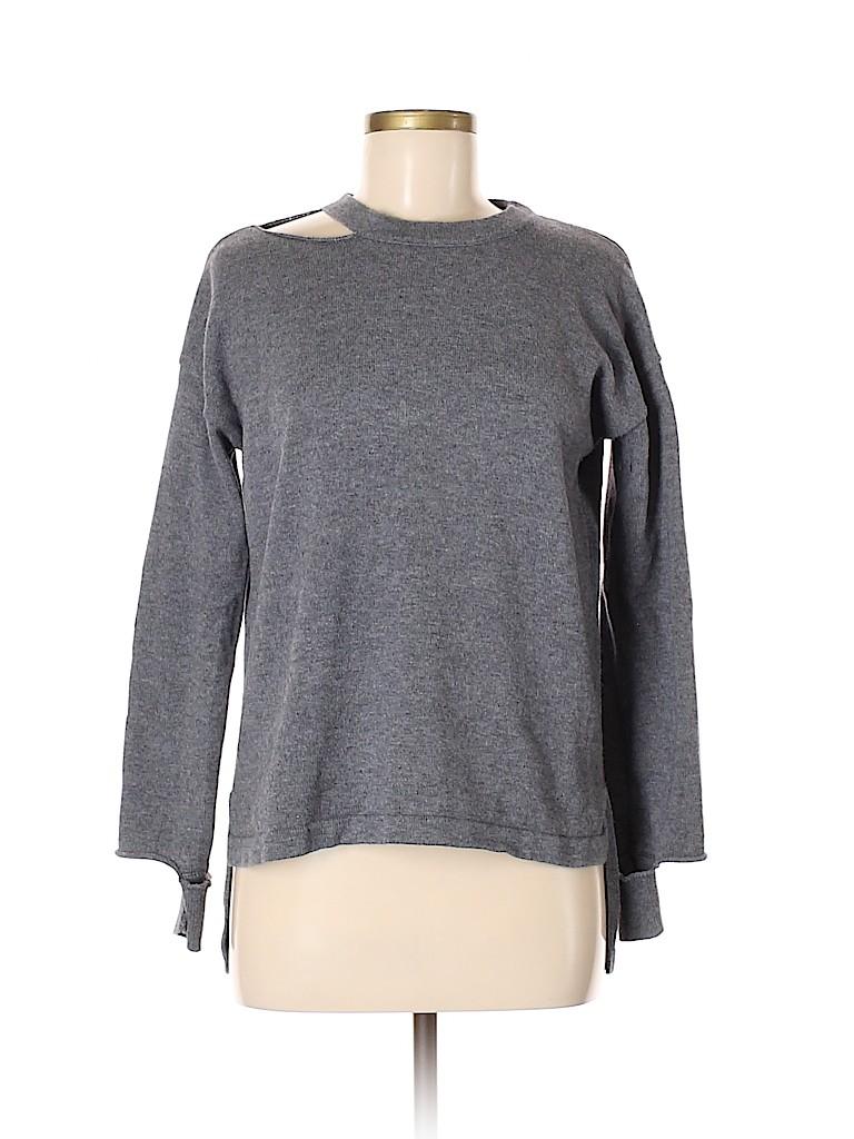 LnA Women Wool Pullover Sweater Size M