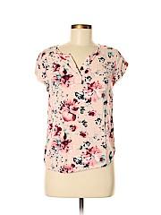 Rose & Thyme Short Sleeve Blouse