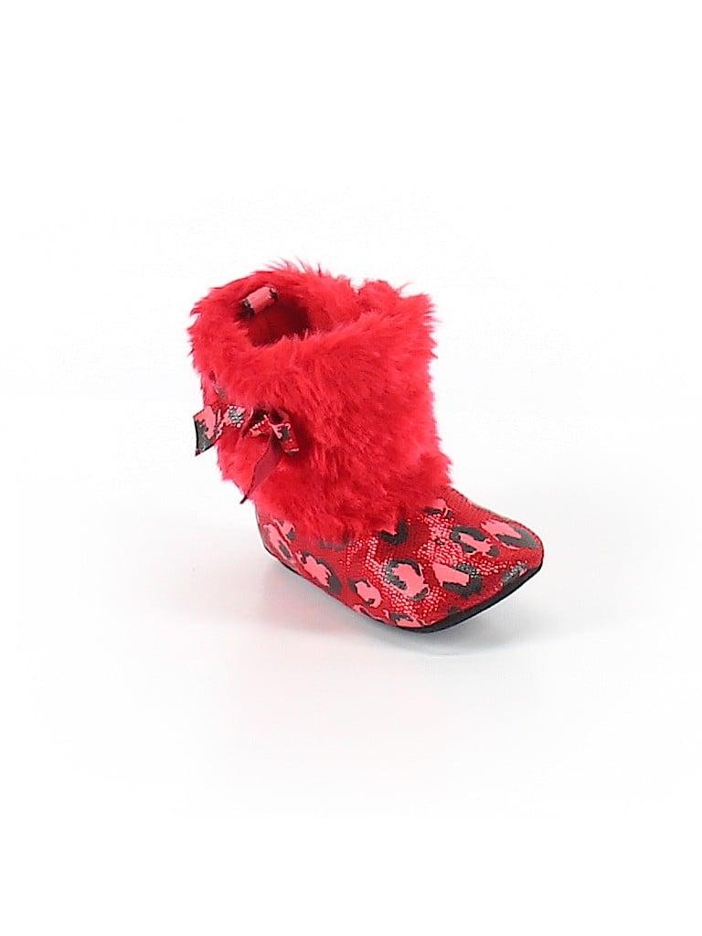 Truly Scrumptious By Heidi Klum Girls Booties Size 3