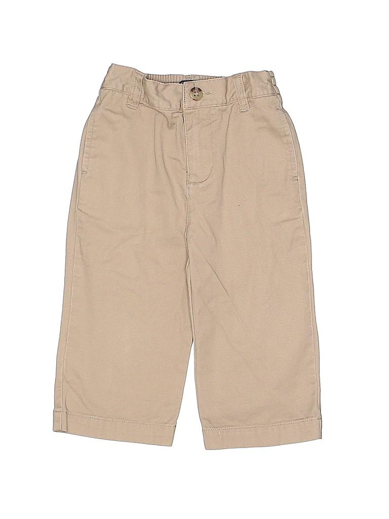 Polo by Ralph Lauren Boys Khakis Size 18 mo