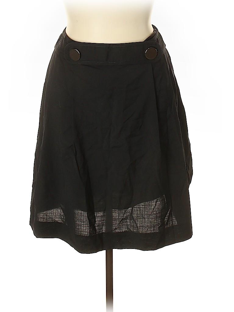 Tory Burch Women Wool Skirt Size 14