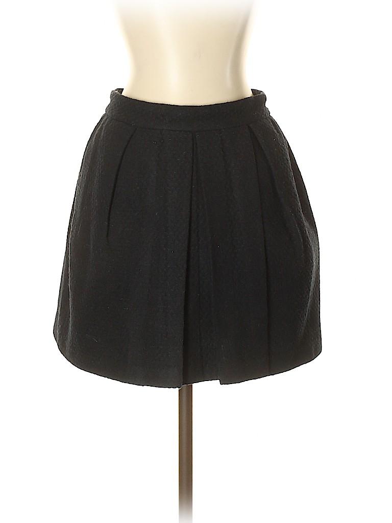Joie Women Wool Skirt Size 0