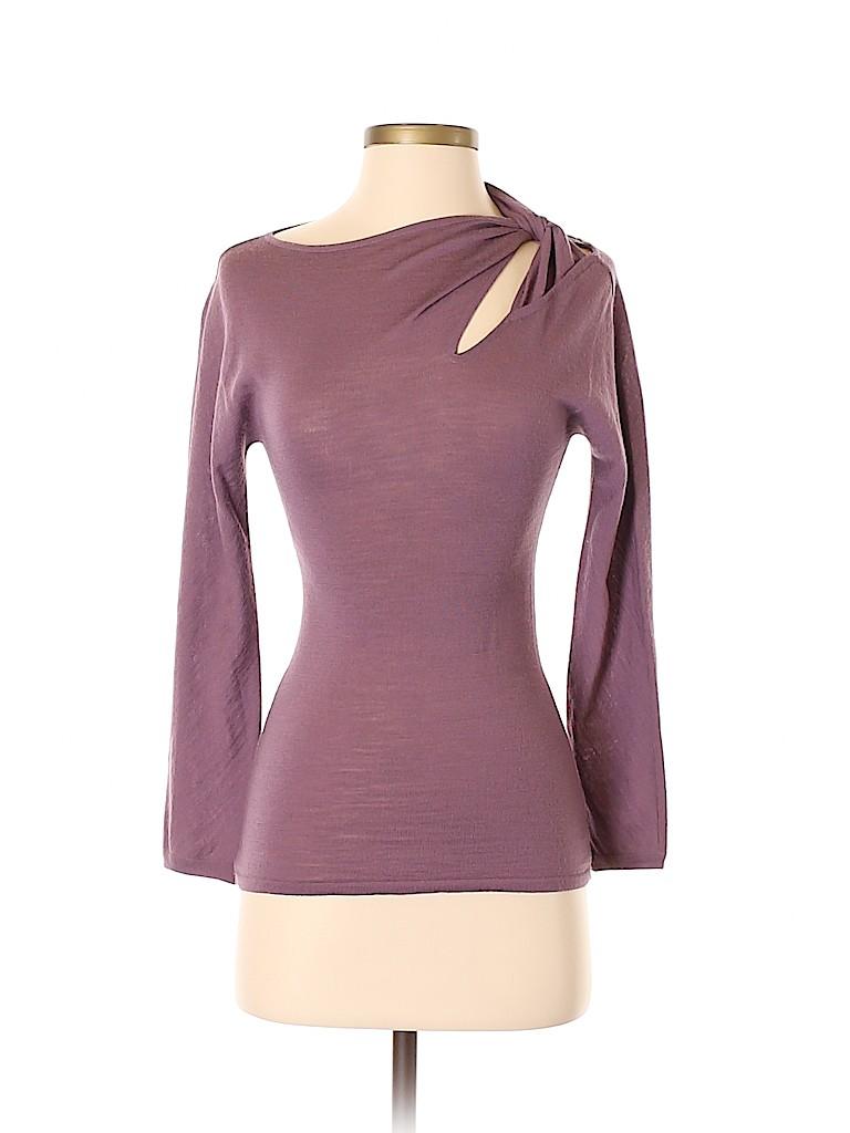 Alberta Ferretti Collection Women Wool Pullover Sweater Size 4