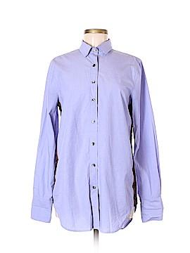 4e63a037714 J. Crew Long Sleeve Button-Down Shirt Size 8 (Tall)