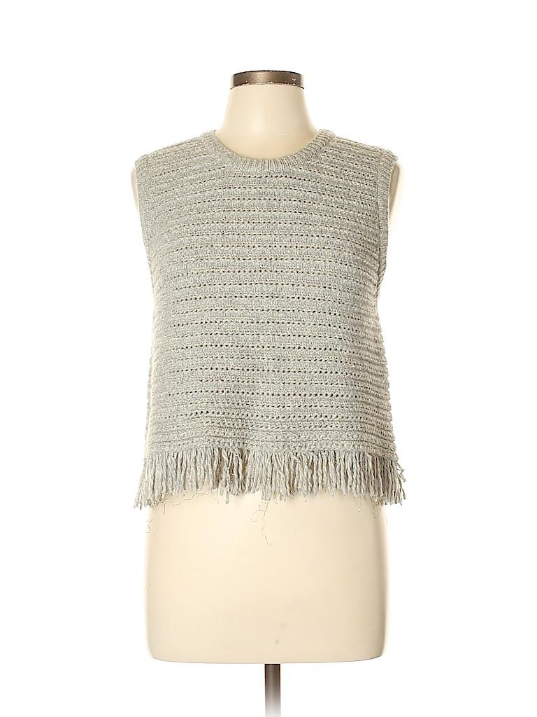 Thakoon Women Wool Pullover Sweater Size L