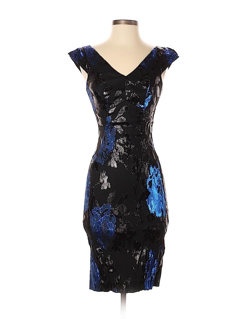 Yoana Baraschi Women Cocktail Dress Size 4