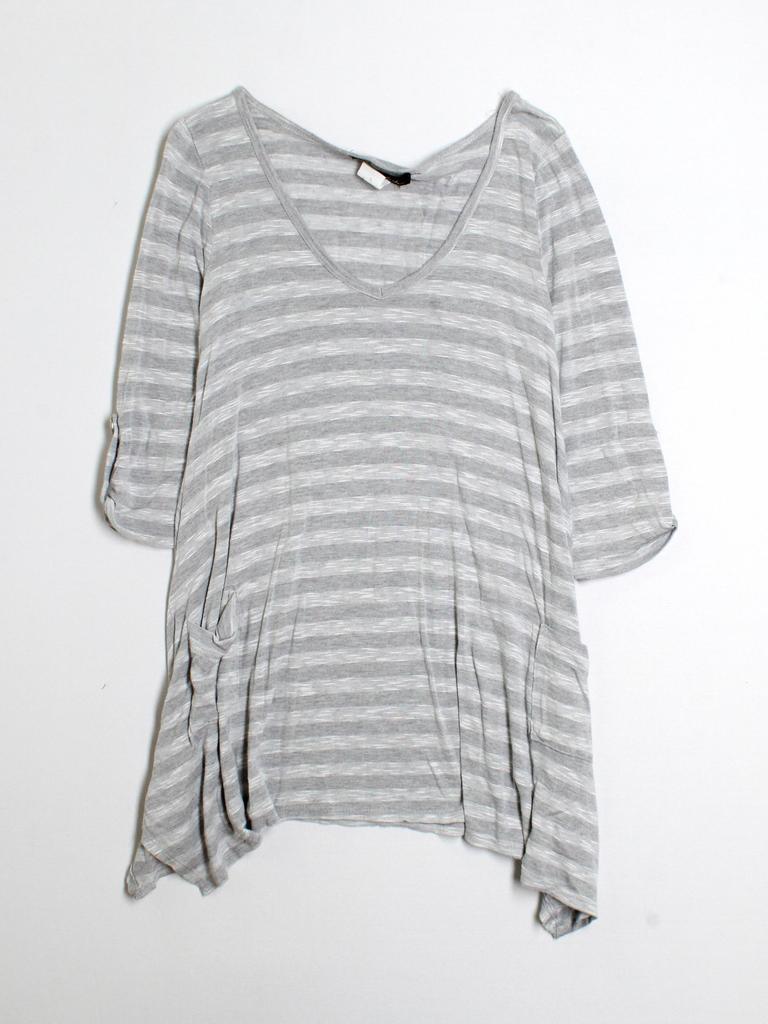 Lush Women 3/4 Sleeve Tunic Size S