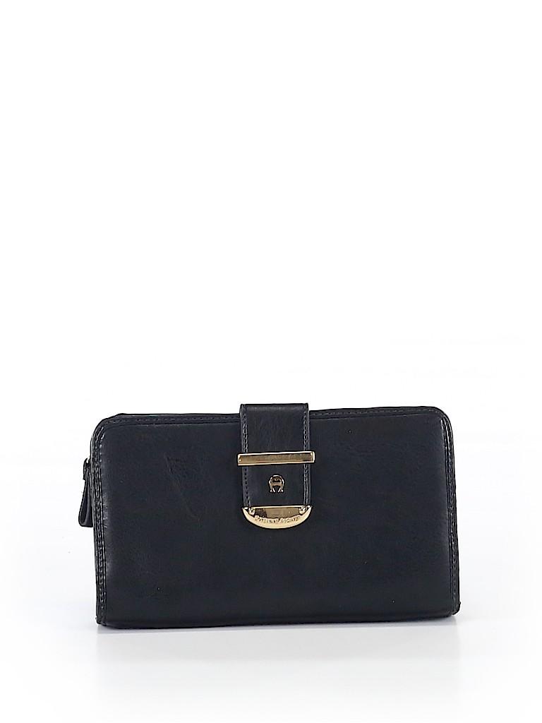 Etienne Aigner Women Leather Wallet One Size