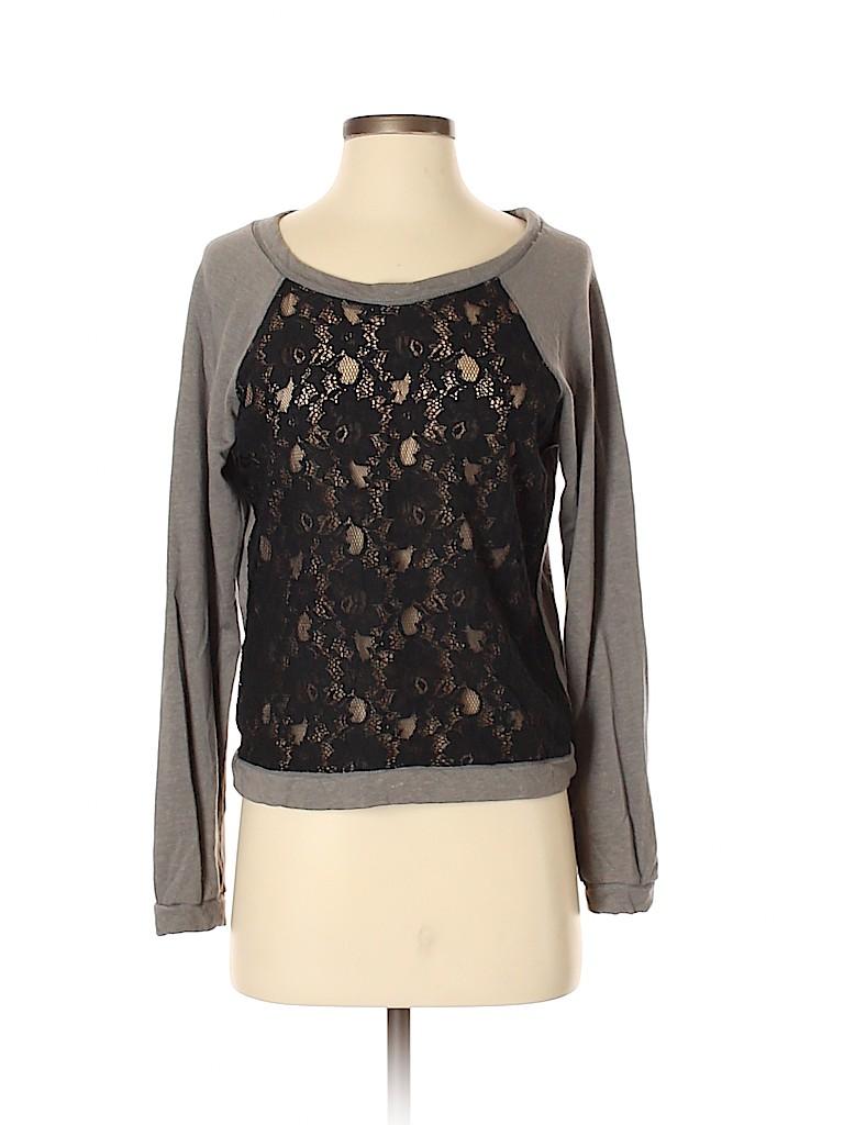 BCBGMAXAZRIA Women Sweatshirt Size S