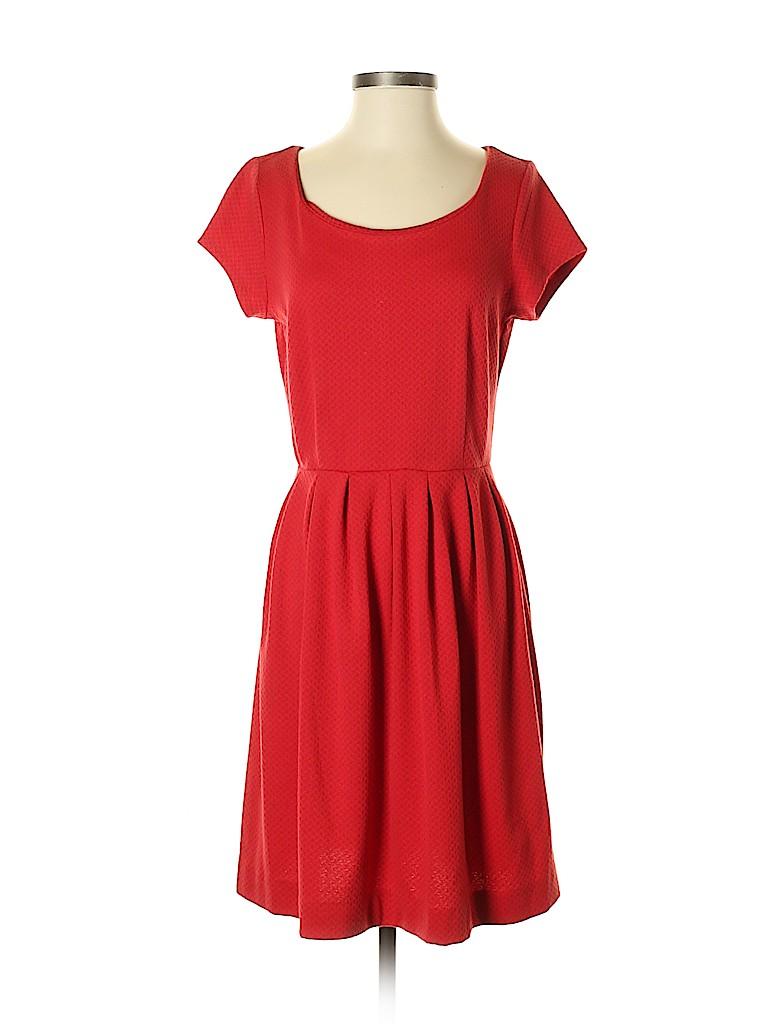 Elle Women Casual Dress Size M