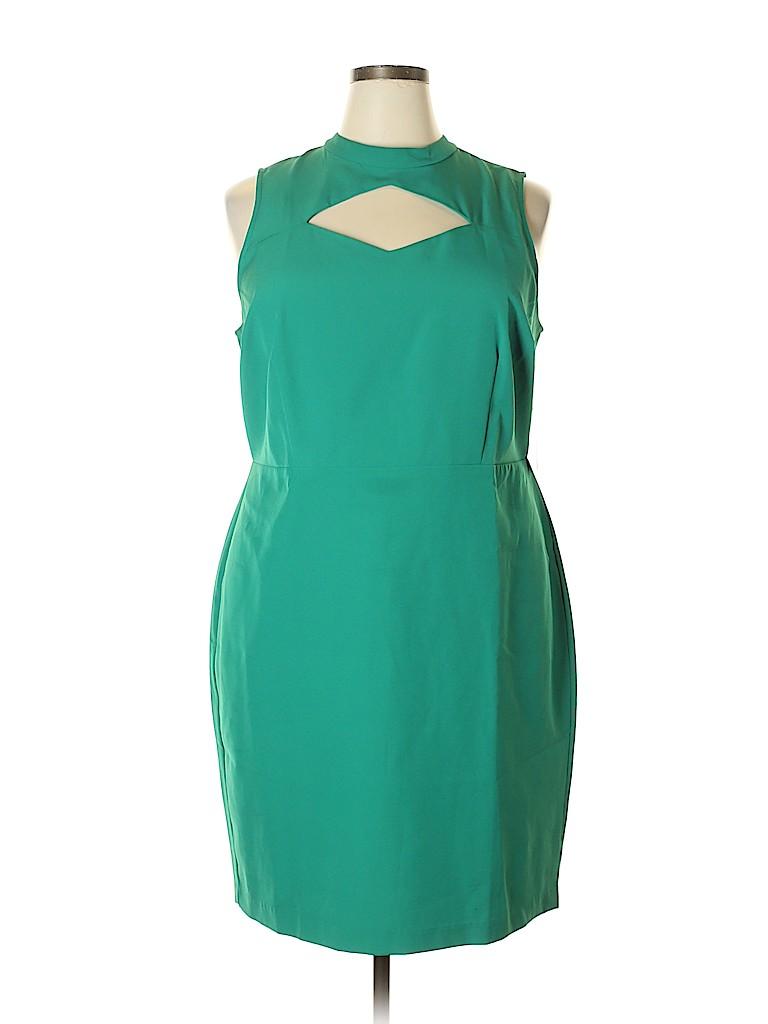 ELOQUII Women Cocktail Dress Size 18 (Plus)