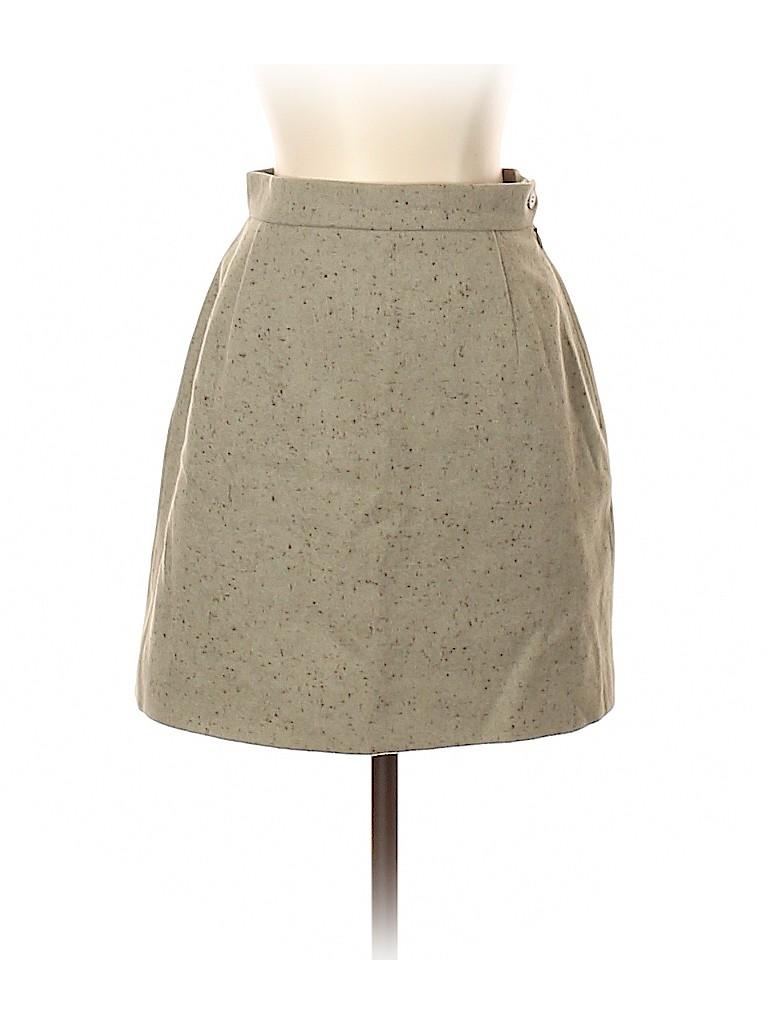 Barneys New York Women Wool Skirt Size 4
