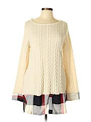 Reborn Pullover Sweater