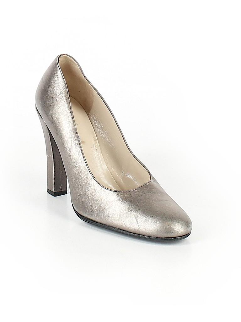 Robert Clergerie Women Heels Size 9 1/2