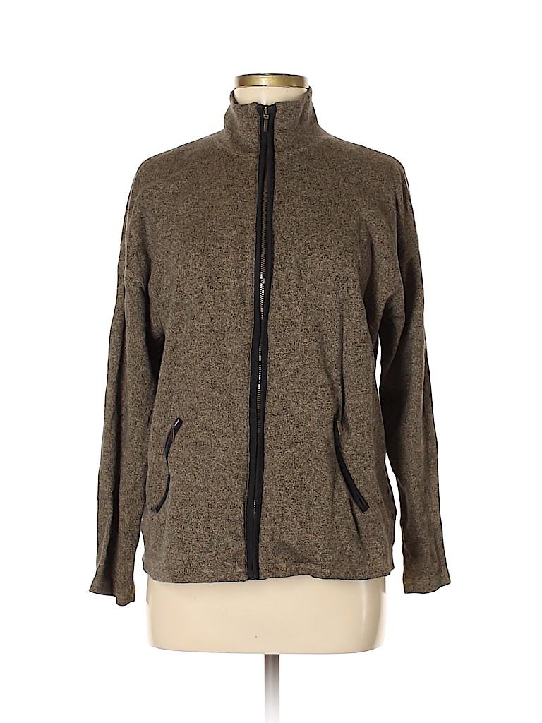 Jones New York Sport Women Track Jacket Size M