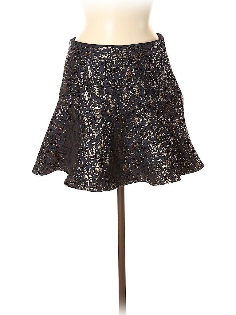 Club Monaco Women Wool Skirt Size 6